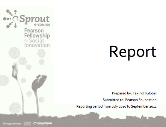 Project Report(September 2011)